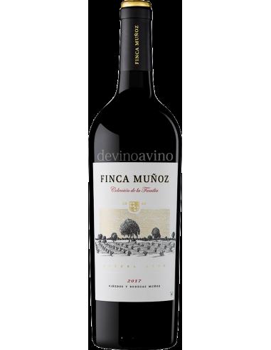 Finca Muñoz Colección De Familia Tinto 2018